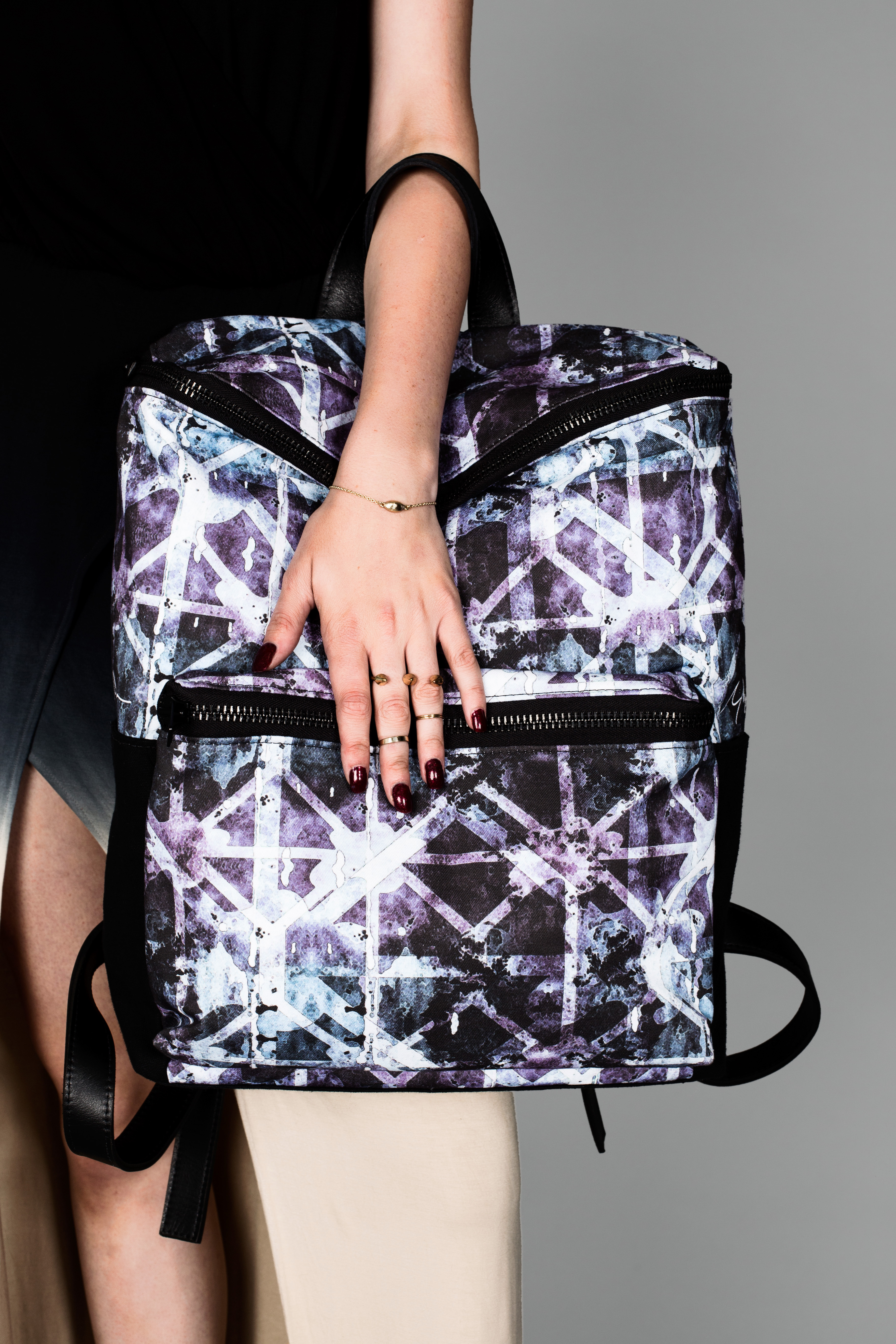 Maggie Modena Spring 2016 Backpack Collection